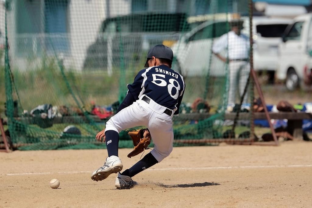 練習試合vs舞鶴ボーイズ2_a0170082_7113888.jpg