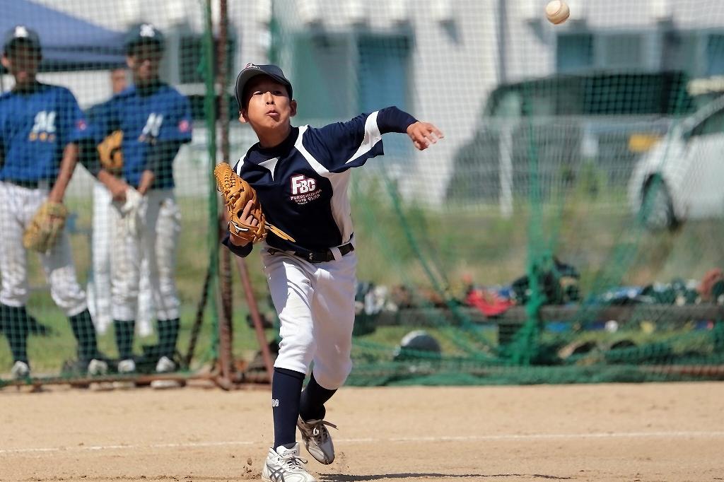練習試合vs舞鶴ボーイズ2_a0170082_7114249.jpg