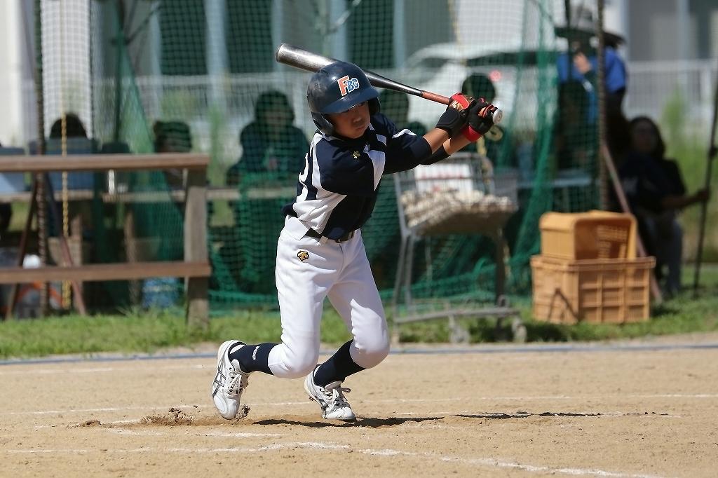 練習試合vs舞鶴ボーイズ2_a0170082_7121133.jpg