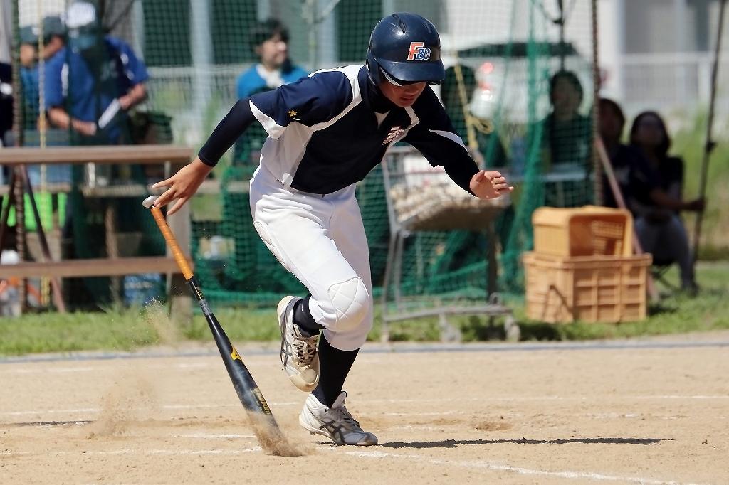 練習試合vs舞鶴ボーイズ2_a0170082_714358.jpg