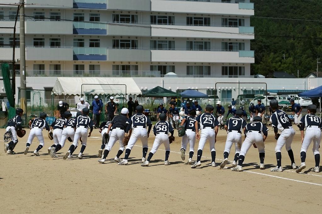 練習試合vs舞鶴ボーイズ2_a0170082_782833.jpg