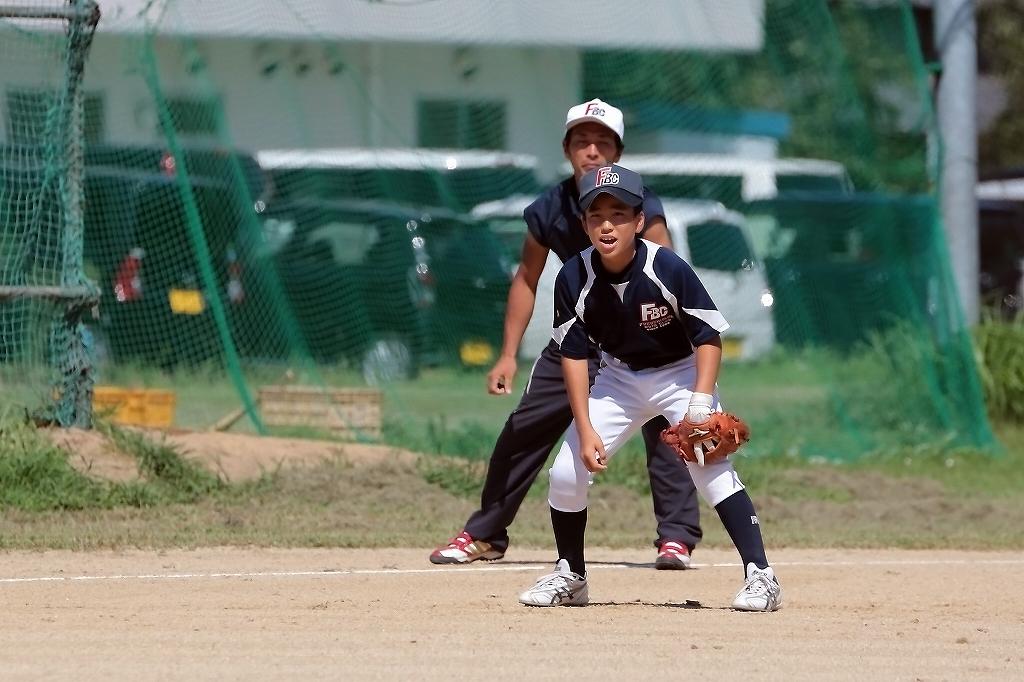 練習試合vs舞鶴ボーイズ2_a0170082_793990.jpg