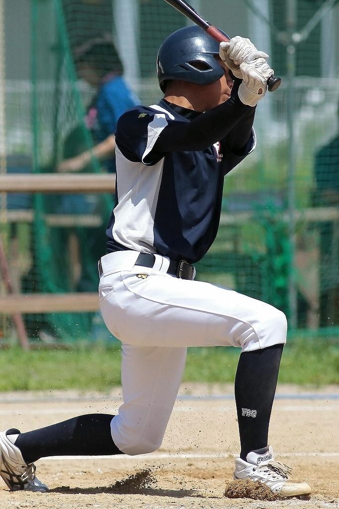 練習試合vs舞鶴ボーイズ3_a0170082_856273.jpg