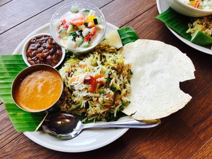 ぷち Kerala trip !  ビリヤーニの日_b0167282_07104711.jpg