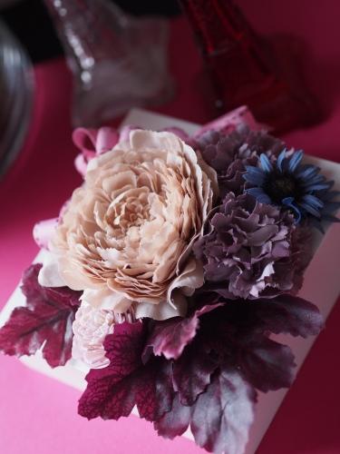 【Pink/Gift/Glass vase】_d0144095_15185773.jpg
