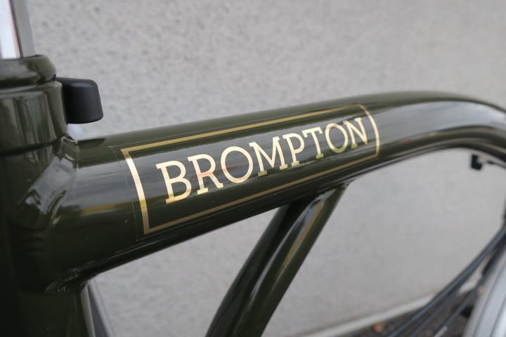 BROMPTON × Barbour コラボモデル本日販売開始!_c0132901_19561802.jpg