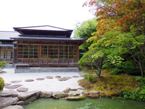 【New Open】函館山の麓に建つ 築80年の日本家屋_f0201310_10434021.jpg
