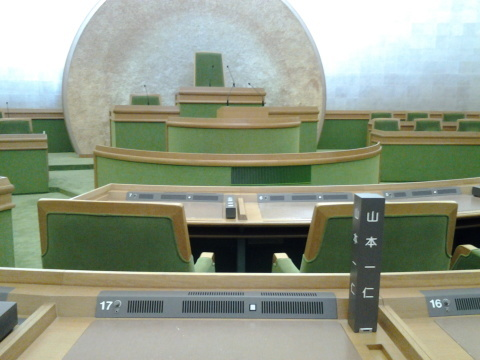 11月17日(木) 平成28年11月定例区議会がスタート!_e0093518_15523585.jpg