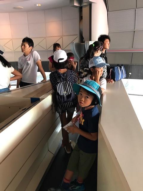 小学1年生の夏休み最終日は、、、_f0191324_09075359.jpg