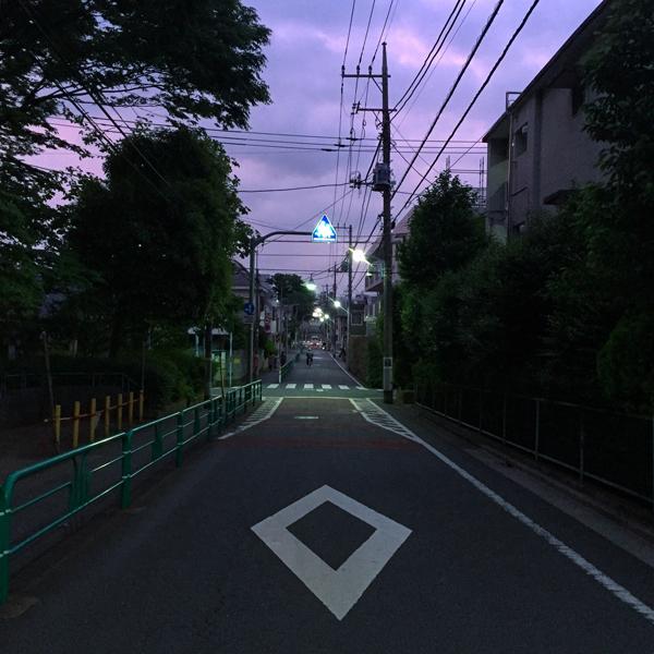 杉並区上井草 / iPhone 6_c0334533_10383316.jpg