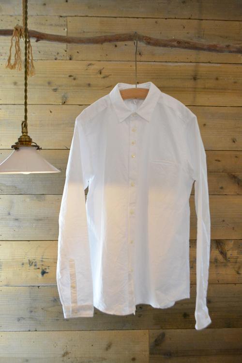 プレーンシャツ&カラーレスシャツ_c0327562_12252051.jpg