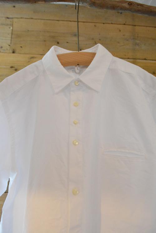プレーンシャツ&カラーレスシャツ_c0327562_12253552.jpg