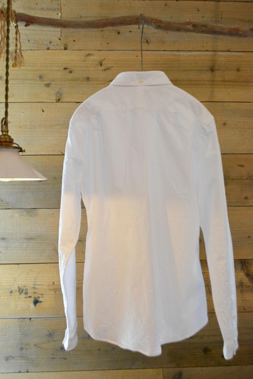 プレーンシャツ&カラーレスシャツ_c0327562_12260136.jpg