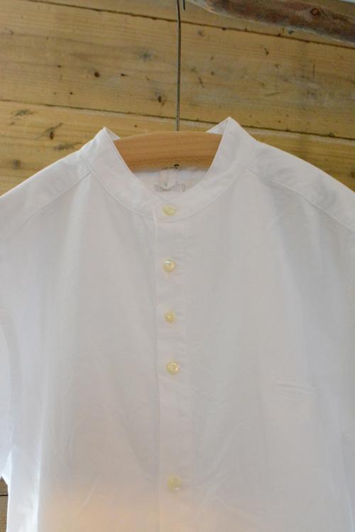 プレーンシャツ&カラーレスシャツ_c0327562_12264473.jpg