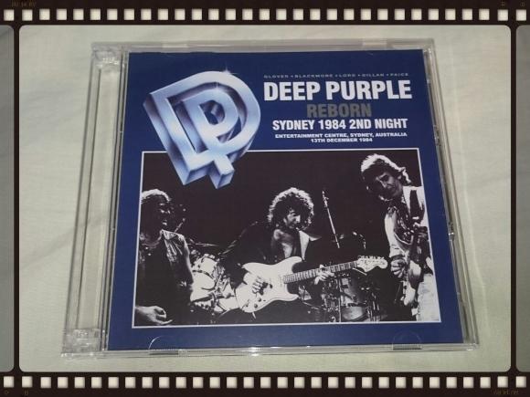 DEEP PURPLE / SYDNEY 1984 2ND NIGHT_b0042308_12384267.jpg