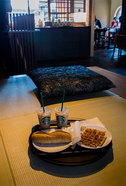 スターバックス コーヒー 京都二寧坂ヤサカ茶屋店_e0363038_16305159.jpg