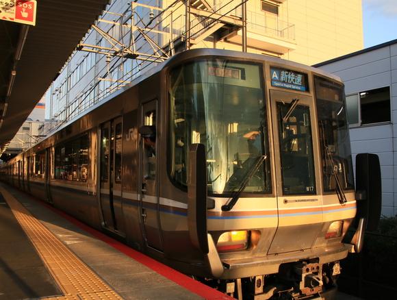 JR尼崎駅 夕方・・・_d0202264_19514154.jpg