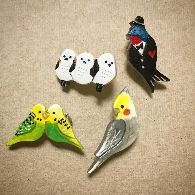 東急ハンズ梅田店『インコと鳥の雑貨展』オーダー会_d0322493_1255298.jpg