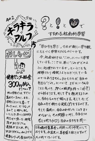 23年前の「ごみ」の社会科授業2_c0052304_07325216.jpg