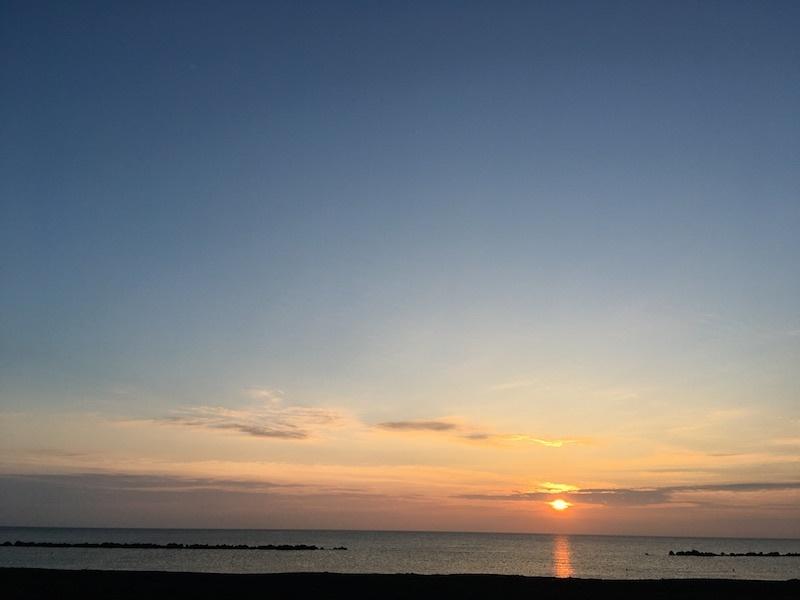 夏の思い出、8月のキャンプin浜益_e0227023_17352949.jpg