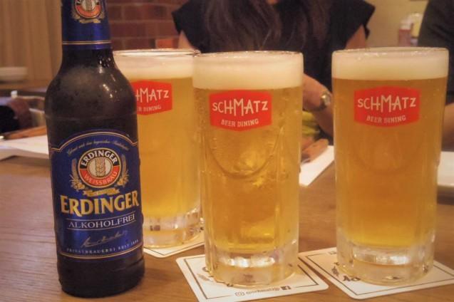 神田「シュマッツ」ビール純粋令を守ったドイツクラフトビールのお味は・・・_b0354293_18275956.jpg