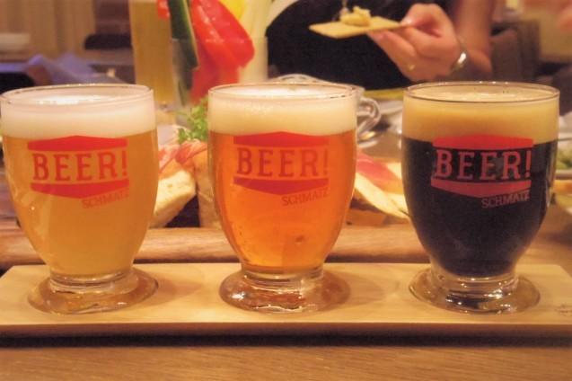神田「シュマッツ」ビール純粋令を守ったドイツクラフトビールのお味は・・・_b0354293_18290348.jpg