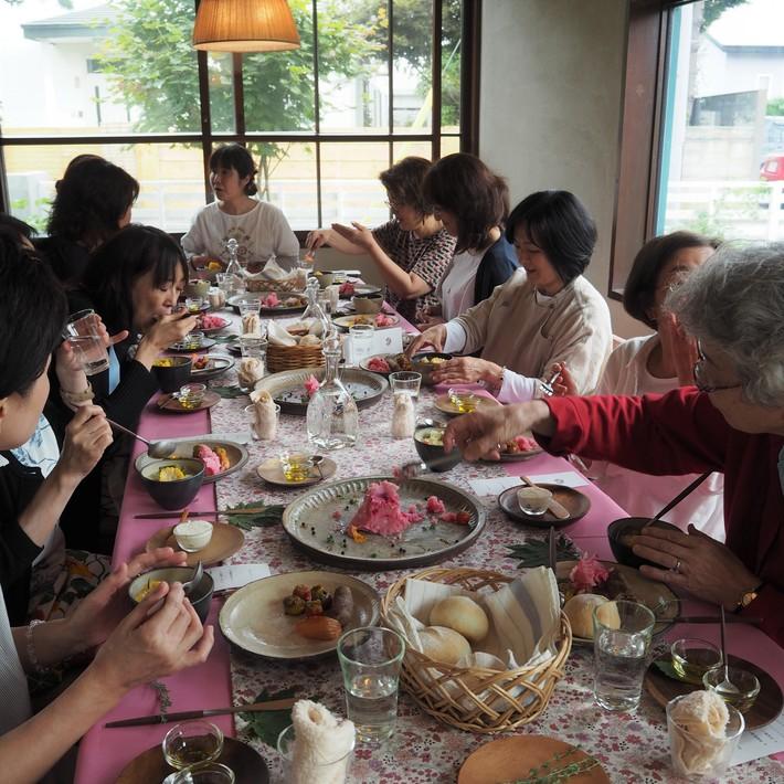 ハーブの食卓2回目ご参加ありがとうございました_a0292194_23261253.jpg