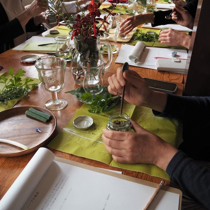 ハーブの食卓2回目ご参加ありがとうございました_a0292194_23561652.jpg