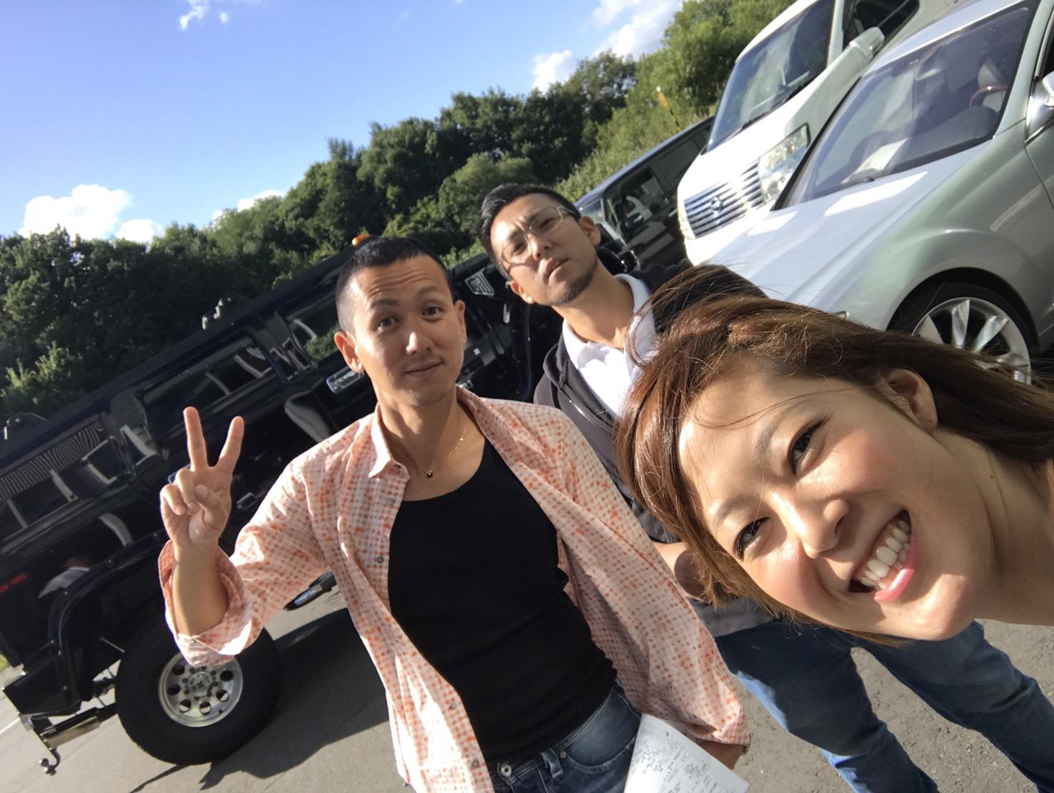 9月4日(月)TOMMY BASE ともみブログ☆ハイエース ランクル ハマー_b0127002_13130649.jpg