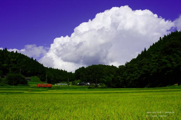 写真展「陰と陽をつないで~木次線、中国山地を越えて」_d0309612_22275639.jpg