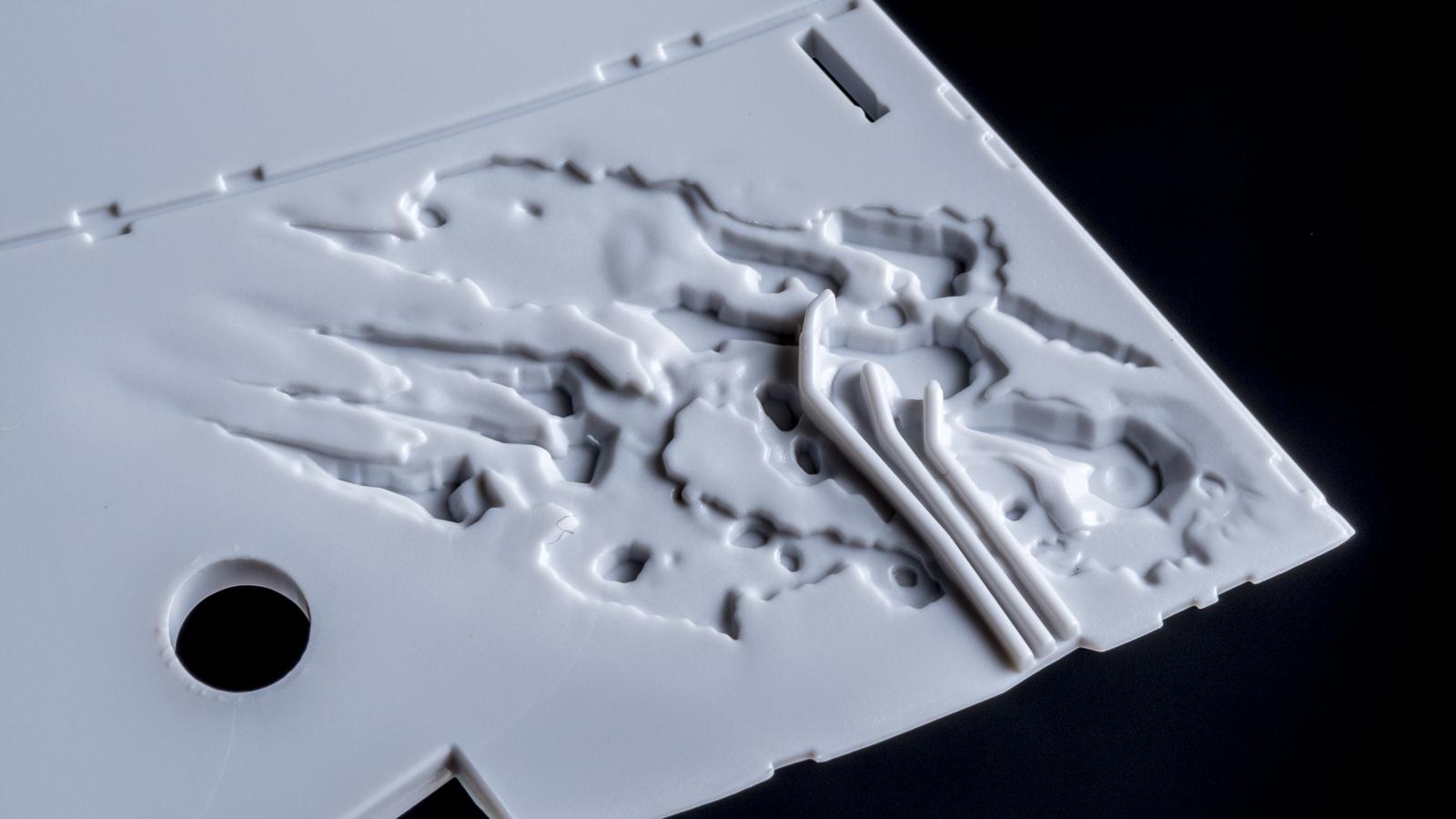 """「模型で作った模型の模型」、バンダイのミレニアムファルコンが持つ\""""パーフェクト\""""の意味【前編】_b0029315_23592034.jpg"""