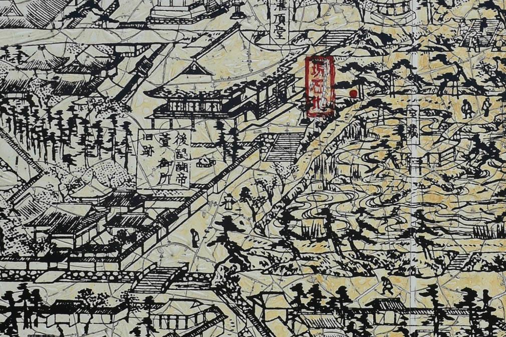 太平記を歩く。 その125 「内山永久寺跡(萱御所跡)」 奈良県天理市_e0158128_18250029.jpg
