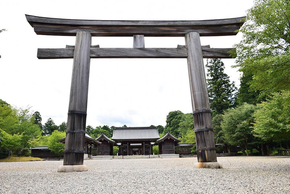 太平記を歩く。 その126 「吉野神宮」 奈良県吉野郡吉野町_e0158128_18403749.jpg