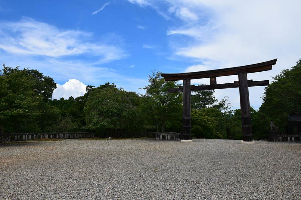 太平記を歩く。 その126 「吉野神宮」 奈良県吉野郡吉野町_e0158128_18404490.jpg