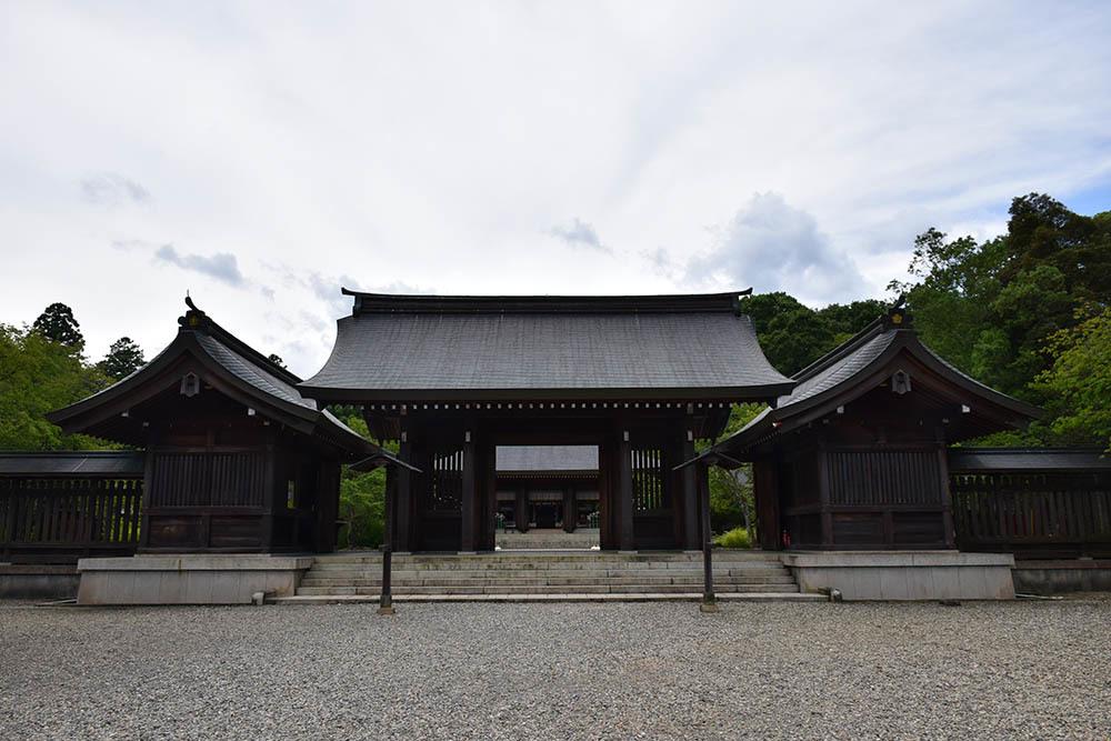 太平記を歩く。 その126 「吉野神宮」 奈良県吉野郡吉野町_e0158128_18404795.jpg
