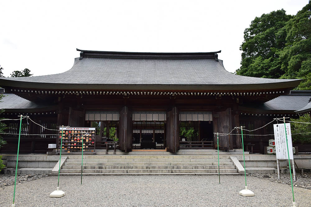 太平記を歩く。 その126 「吉野神宮」 奈良県吉野郡吉野町_e0158128_18405068.jpg