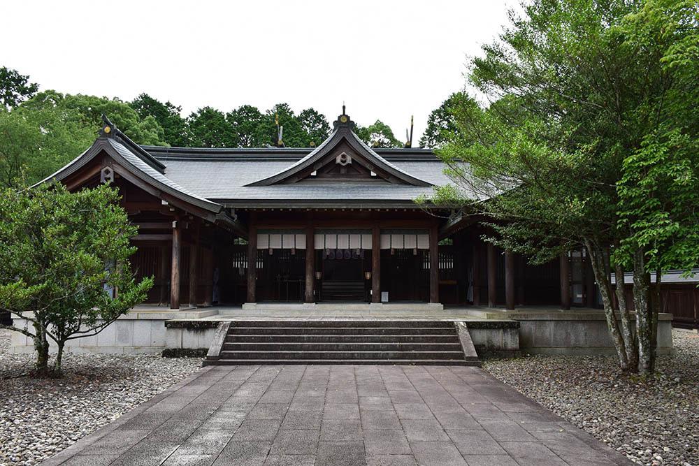 太平記を歩く。 その126 「吉野神宮」 奈良県吉野郡吉野町_e0158128_18410218.jpg