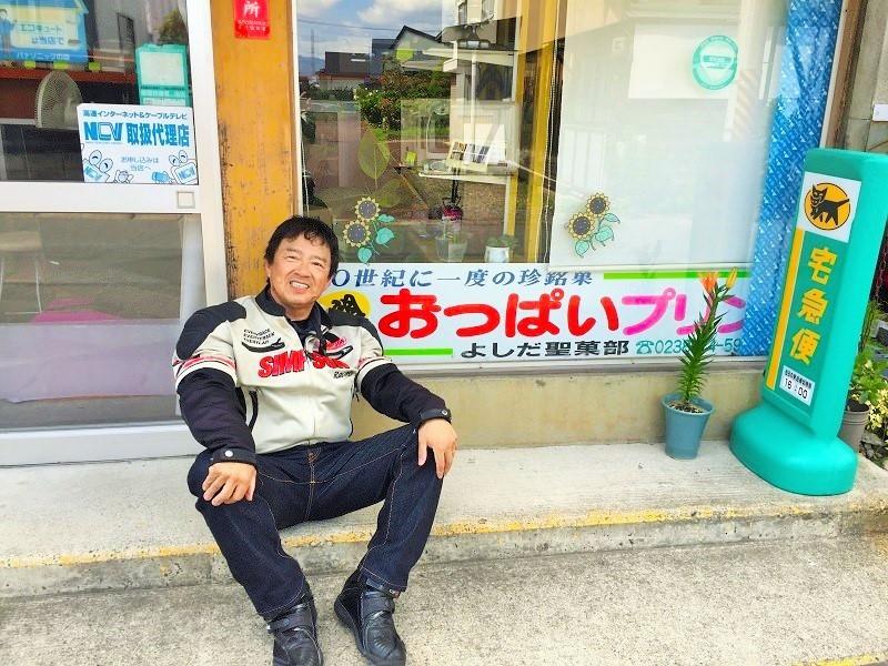 ぷりんぷりんの おっぱい求めて 米沢へ_c0261447_22530351.jpg