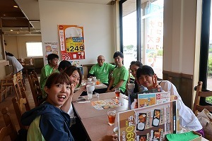 「グッドモーニングラン夏終わり in フラワーセンター」に出場しました!_f0151251_11272777.jpg