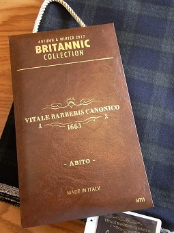 2017-2018 秋冬の新着!Ⅱ ~BRITANNIC COLLECTION~&「HARRISONS OF EDINBURGH」編_c0177259_22412953.jpg
