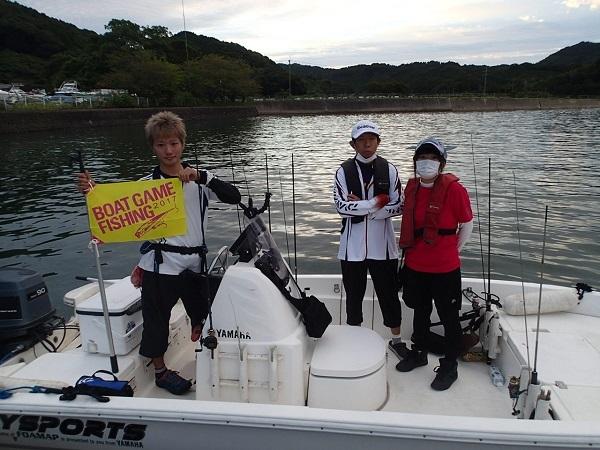 ボートゲームフィッシング大会in佐賀_a0077071_11295067.jpg