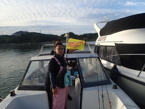 ボートゲームフィッシング大会in佐賀_a0077071_13392934.jpg
