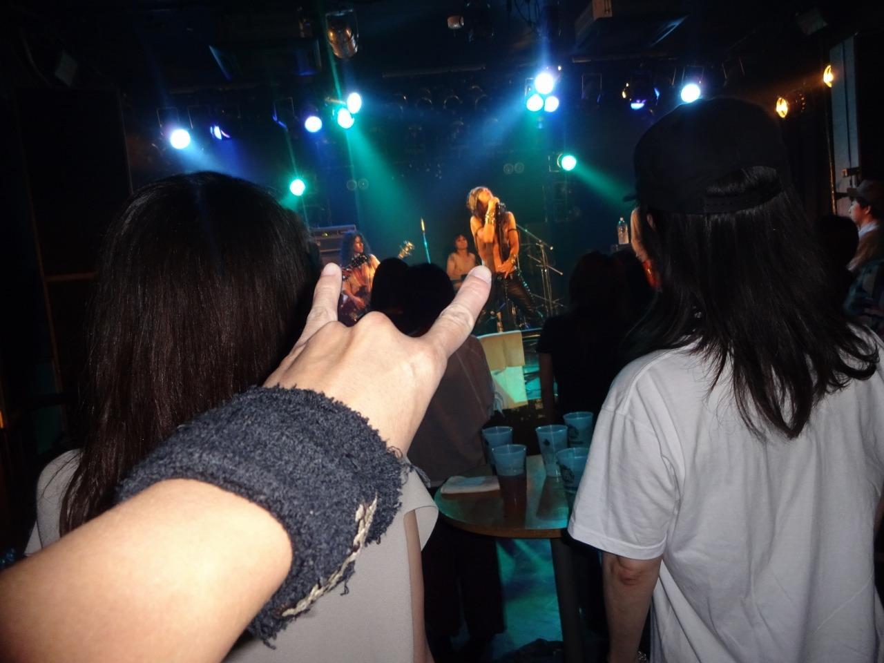 先輩TOMO氏のライブを観に行く!西川口ハーツ!_d0061678_16593565.jpg