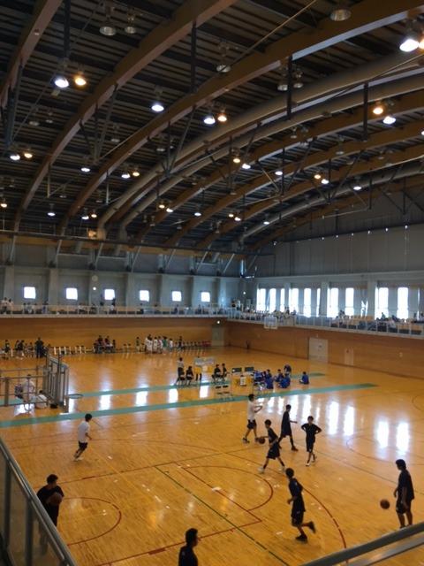 高校1年生バスケットボール大会_b0187479_9273120.jpg