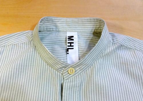 シャツ衿を・・・マオカラーに_e0129400_10551852.jpg