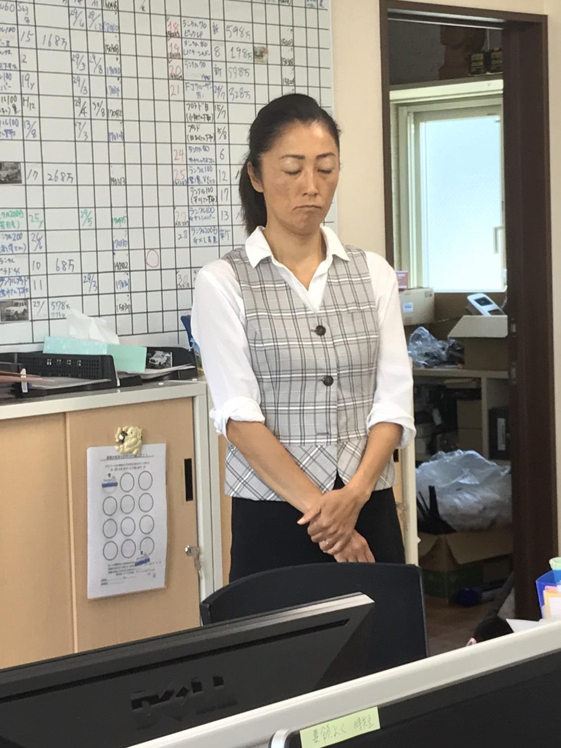 9月5日 火曜日のひとログヽ( 'ω' )ノ 本日CH-Rご納車♬レンタカー絶賛ご予約受付中♬_b0127002_1705311.jpg