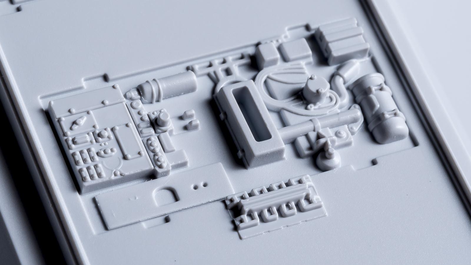 """「模型で作った模型の模型」、バンダイのミレニアムファルコンが持つ\""""パーフェクト\""""の意味【前編】_b0029315_00023982.jpg"""