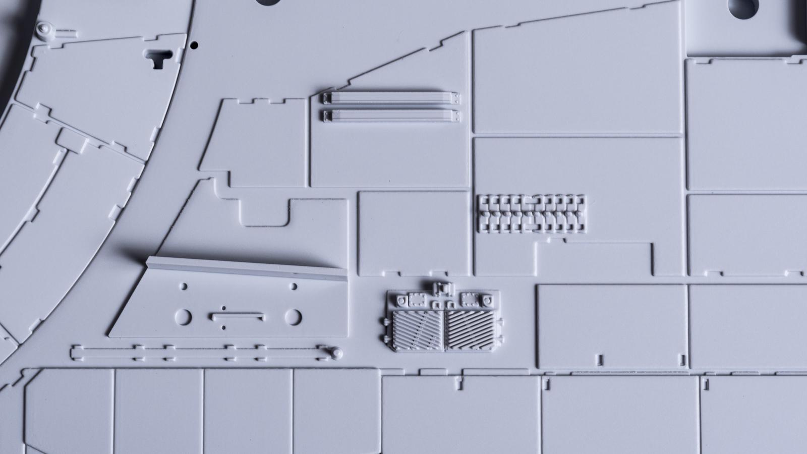 """「模型で作った模型の模型」、バンダイのミレニアムファルコンが持つ\""""パーフェクト\""""の意味【前編】_b0029315_00042759.jpg"""
