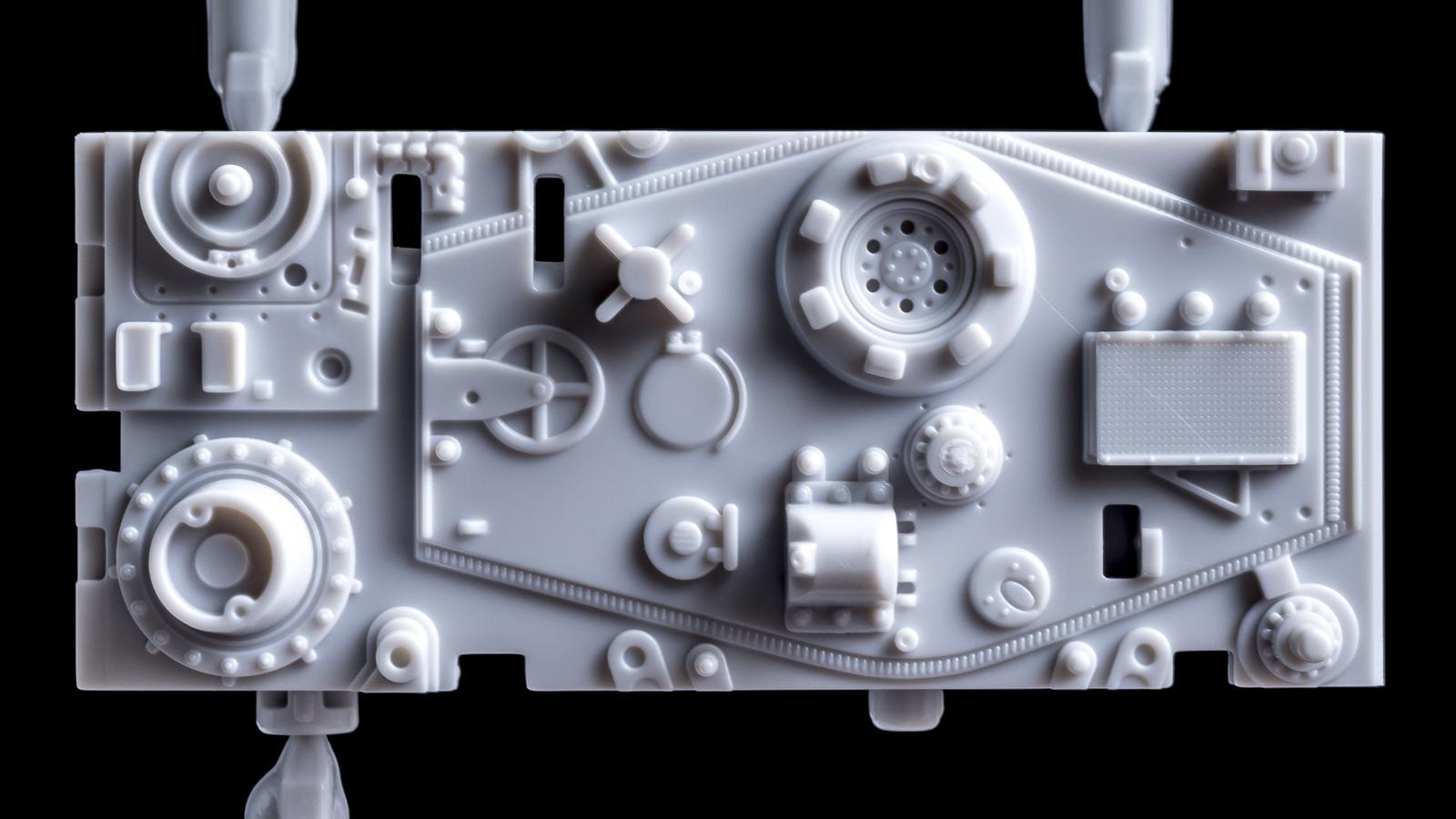 """「模型で作った模型の模型」、バンダイのミレニアムファルコンが持つ\""""パーフェクト\""""の意味【前編】_b0029315_00122322.jpg"""