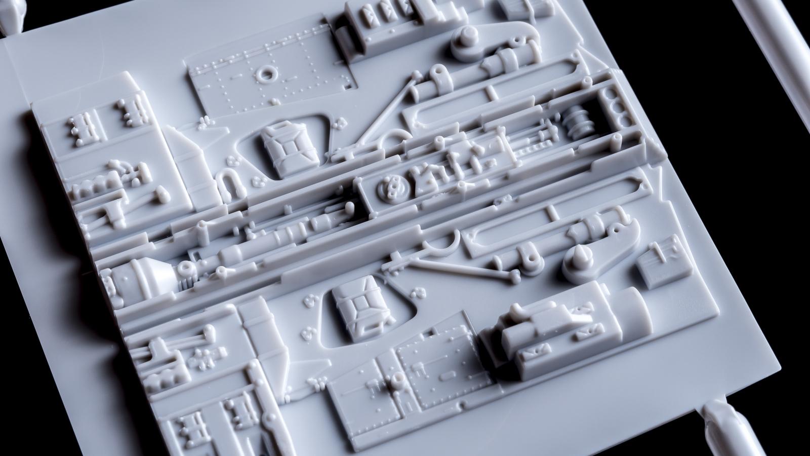 """「模型で作った模型の模型」、バンダイのミレニアムファルコンが持つ\""""パーフェクト\""""の意味【前編】_b0029315_00195352.jpg"""